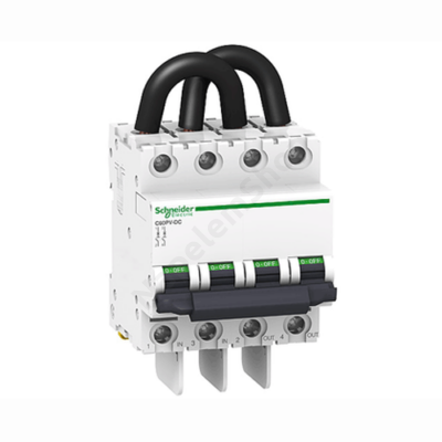 A9 C60PV-DC 800-1000VDC 25A 2P C kismegszakító
